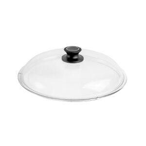 Szklana Pokrywka, 32 cm do garnka lub patelni