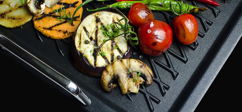 Grillowane warzywa w kilku odsłonach