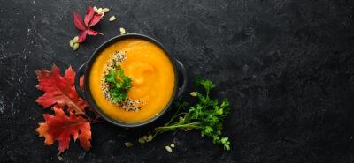 Pomysł na jesień - zupa krem