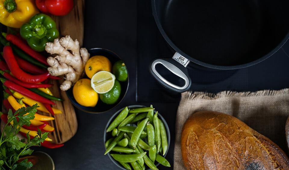 Wiosna w kuchni: składniki dodające energii