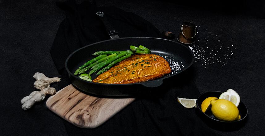 Jak idealnie usmażyć rybę?