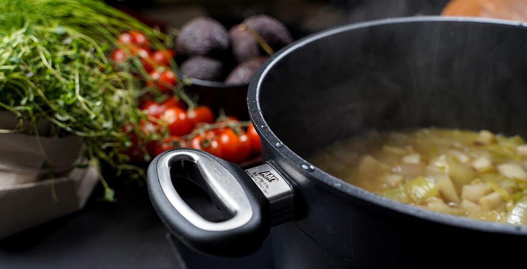 Zdrowa kuchnia na wiosnę! Gotowanie na parze, smażenie bez tłuszczu