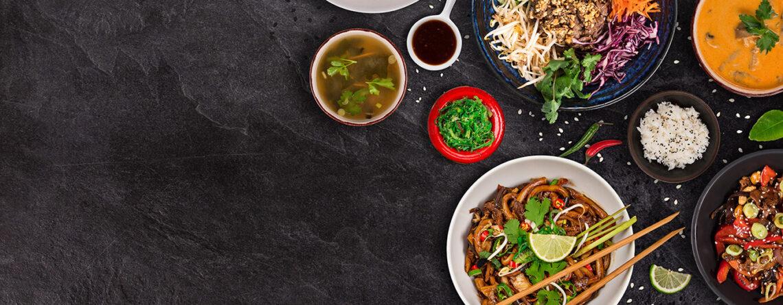 5 pomysłów na egzotyczny obiad