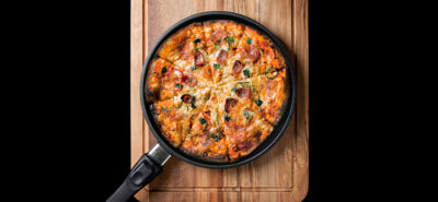 Pizza na patelni