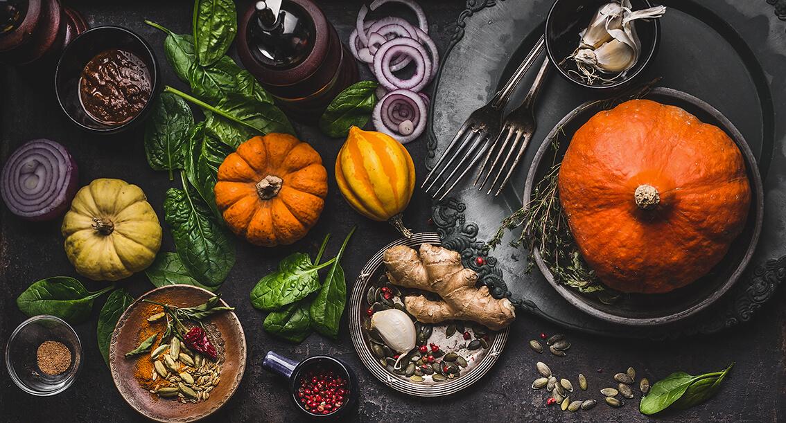 Kuchnia na jesień